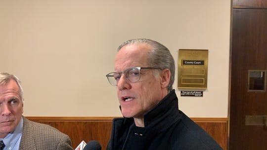 James Napier, defense attorney for Tyquan Rivera.