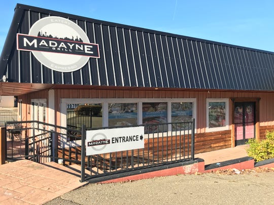 The old Madayne Grill on Eureka Way will become The Chicken Shack's second location in Redding.