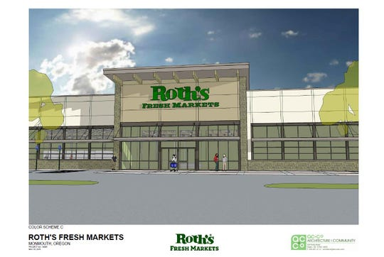 Roth's Fresh Markets is coming to Monmouth in 2020.