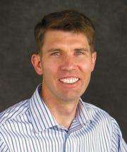 Dr. Patrick Carroll, Medical Director of Intermountain Dixie Regional Medical Center.