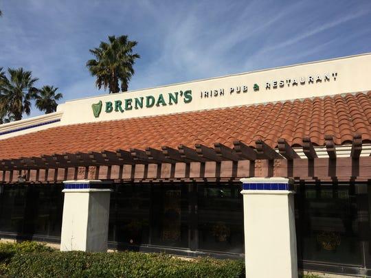 Brendan's Irish Pub & Restaurant has closed its locations in Agoura Hills, Newbury Park and Camarillo, pictured.