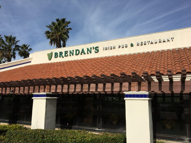 Brendan's Irish Pub & Restaurant has closed its locations in Agoura Hills, Newbury Park and Camarillo, pictured.