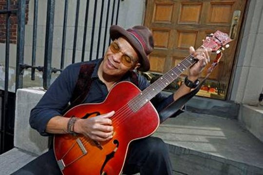 Guy Davis will perform at the 2020 Light of Day Rockland concert on Jan. 12.