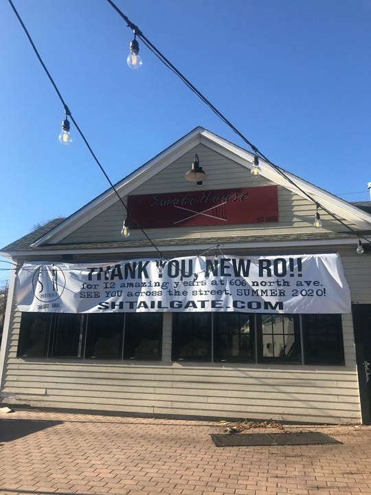Smokehouse Tailgate closed Dec. 8 in New Rochelle but will reopen in a new, larger location across the street.