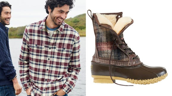 Save big on L.L.Bean favorites—which includes Bean Boots and flannel obviously.