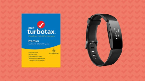 Launch into the new year with greater savings on TurboTax software, Fitbits, and more.