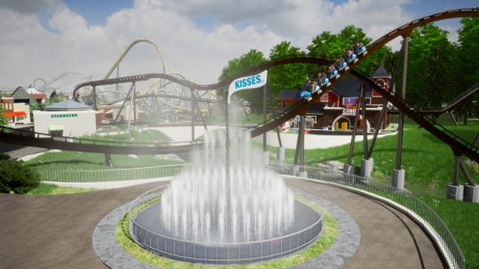 Hershey Park's Candymonium will climb 210 feet, hit 76 mph, and likely pour on the airtime moments.