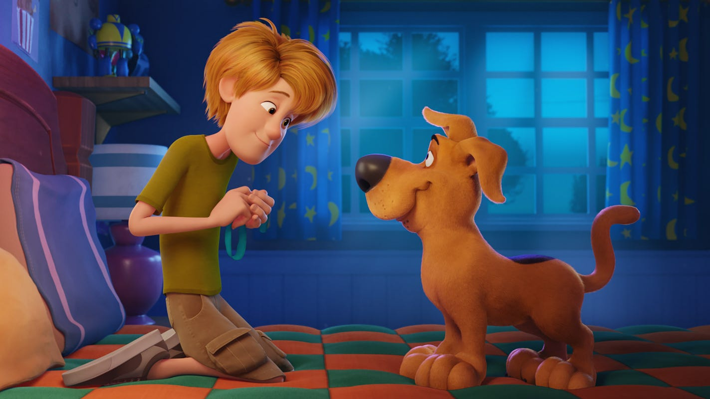Scoob!': Animated Scooby-Doo film is going straight to on-demand
