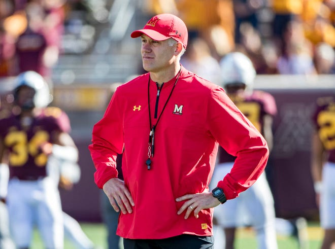 D.J. Durkin was fired as head coach at Maryland in 2018 following an investigation into the death of former player Jordan McNair.