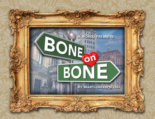 """The world premiere of """"Bone on Bone"""" will take place at NJ Rep."""