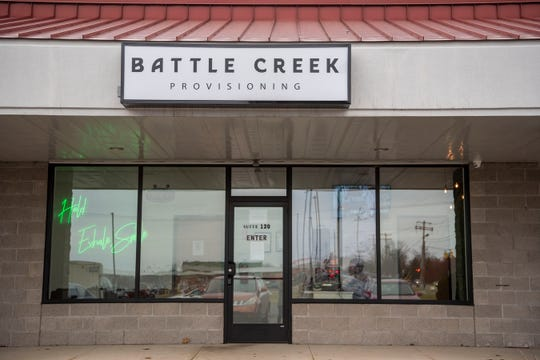 Battle Creek Provisioning is picture at 2245 W Columbia Ave. on Friday, Jan. 3, 2019 in Battle Creek, Mich.