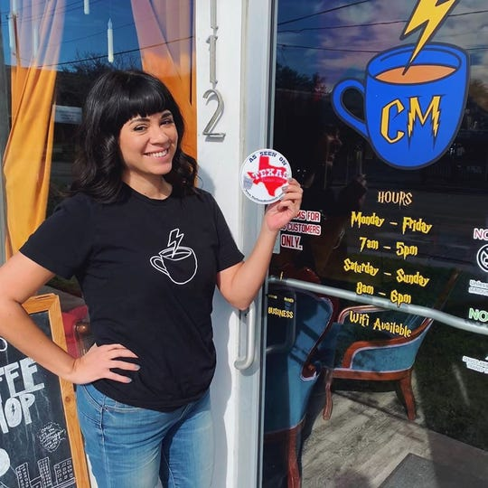 """The Coffee Mugg was interviewed by the popular show """"The Texas Bucket List"""" on Friday, Jan. 3, 2020. It's not clear when the Corpus Christi business will be featured on air."""