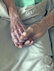 In the last few weeks of their lives, Bill and Nancy Schafrath often held hands after family members pushed their beds together at Brookdale Senior Living in Wooster.
