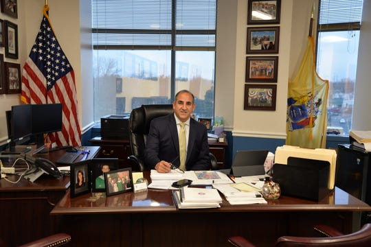 Vito Camilluca has take over as Woodbridge Township Business Administrator.