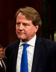 Former White House Council Don McGhan