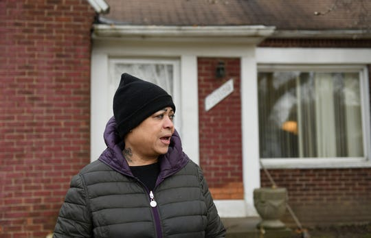 Anna Bolden, 55, talks about the challenges she faced over property taxes and assessment after buying her home at auction in 2011. She bought it for $4,800 and it was taxed that year as if it was worth $57,000.