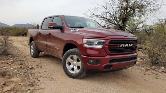 The Ram truck brand had its best year ever with an 18% increase in sales.