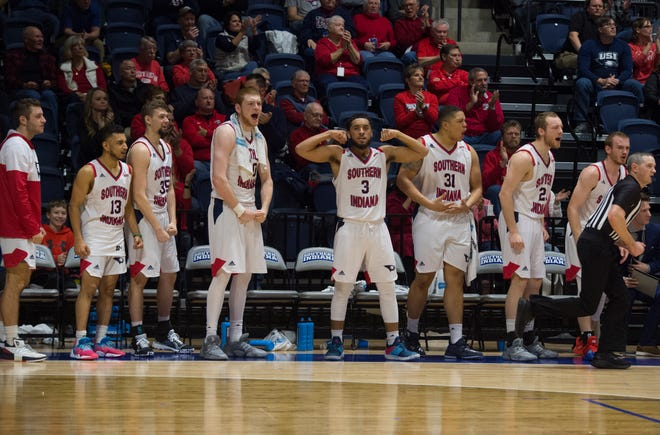 The University of Southern Indiana men's basketball team is going to rely on a deep, balanced team this upcoming season as new head coach Stan Gouard expects big things from top-to-bottom of the roster.