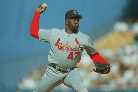 Lee Smith was the MLB leader with 478 saves from 1993 until his record was broken in 2006. He will be a special guest at the Night of Memories on Jan. 11 at Vanderburgh 4-H Center.