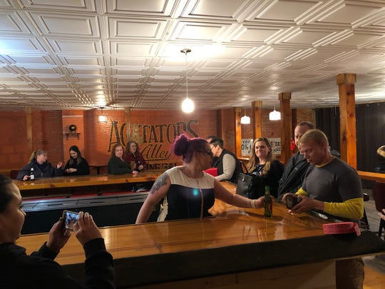 New bar opens up in Clyde.