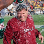 Former Temple and Marshall defensive coordinator Chuck Heater reportedly set to join CSU football staff.