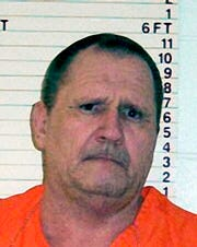 Dale Wayne Eaton, convicted in 2004 of kidnapping, raping and killing a Montana woman in 1988.