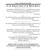 This amicus brief was filed Thursday with the U.S. Supreme Court.