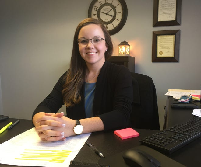 Jordan Webb is already making an impact as the head of the city of Henderson's newest department.