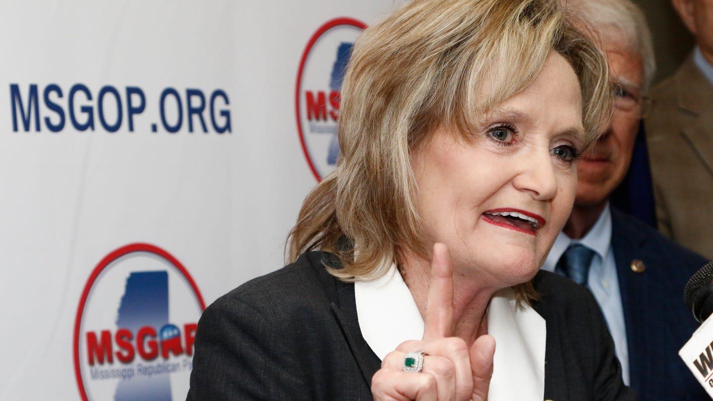 U.S. Sen. Cindy Hyde-Smith announces reelection effort, will face Mike Espy in November