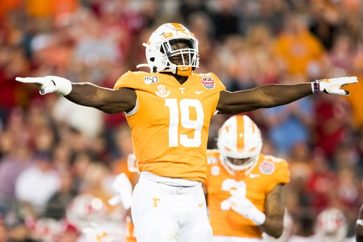 NFL Draft: Who will select Darrell Taylor, Jauan Jennings of ...
