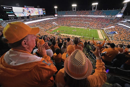 tennessee vols bowl game 2020
