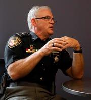 Fairfield County Sheriff's Office Chief Deputy Alex Lape