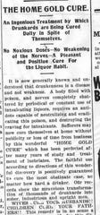 This appeared in the December 14, 1901 Lancaster Gazette.