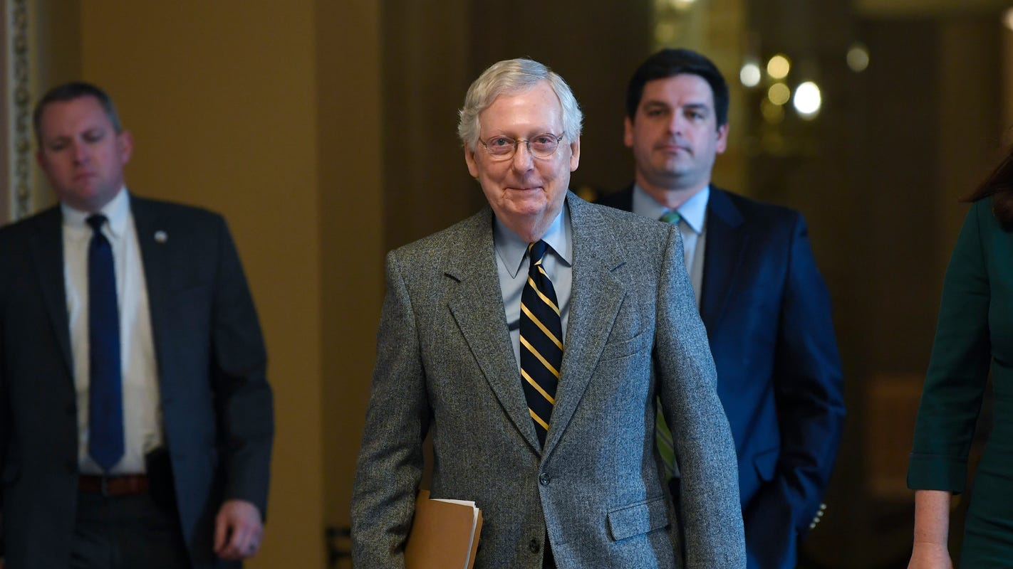 Kentucky field different for Mitch McConnell and Democrats in 2020 Senate race