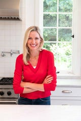 Catherine McCord, former model and cookbook author from Louisville, Ky.