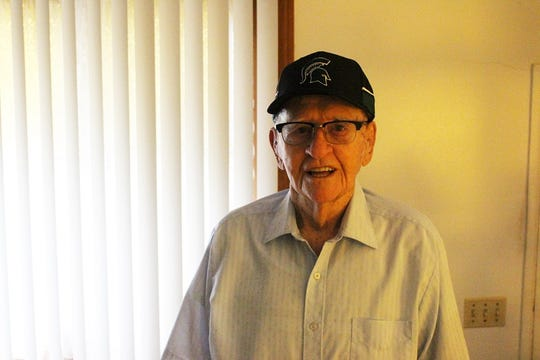 Arthur Roat made the choice to receive cancer treatment at the age of 98.