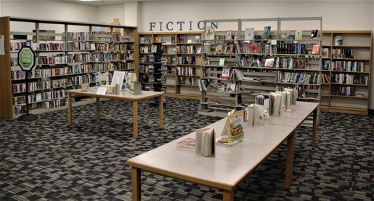 The Book Market is located on the first floor of the Marion Public Library, 445 E. Church St., Marion.
