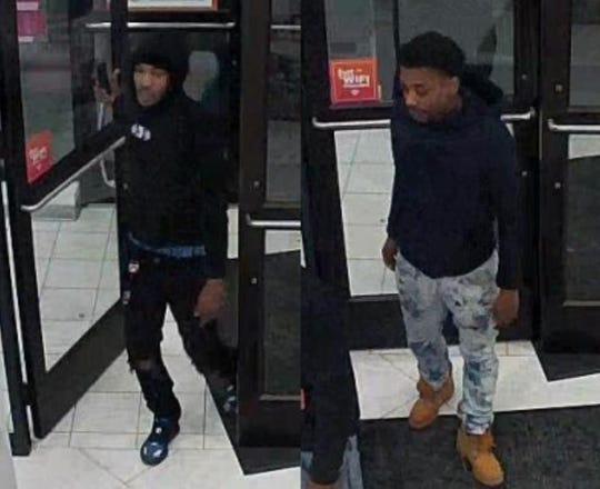 Wauwatosa Police released photos of two suspects they believe stole over $15,000 of fragrances from two area Ulta Beauty Stores and sped off in a stolen rental car earlier in December.