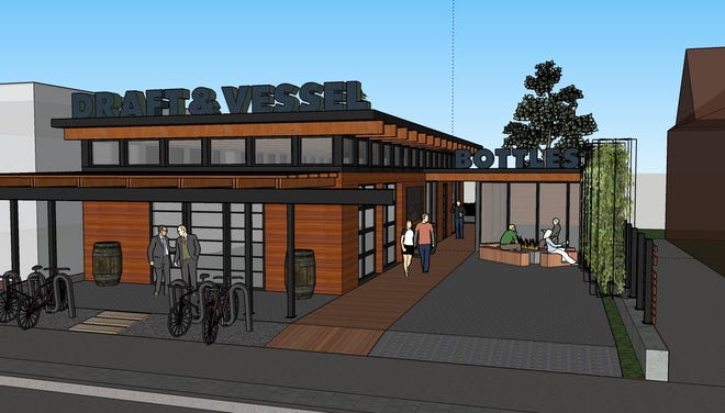 The owner of Draft and Vessel, a Shorewood craft beer bar, said a new Wauwatosa location will be open at 7479 Harwood Ave., sometime in 2020.