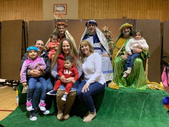 The Morris County Organization for Hispanic Affairs celebrates Three Kings Day last year.