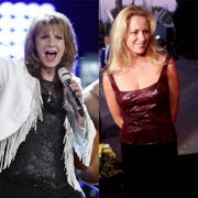 Country stars Patty Loveless, left, and Deanna Carter share a January 4 birthday.