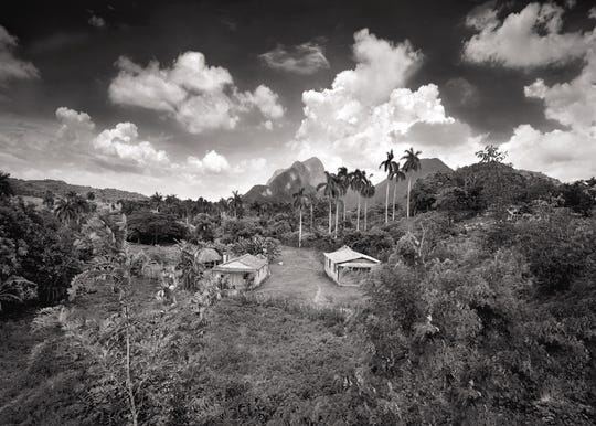 "From ""Clyde Butcher:  Cuba's Natural Beauty"""