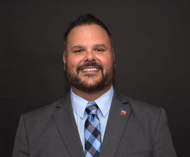 Sam Bradley, candidate for Doña Ana County Commission District 4.