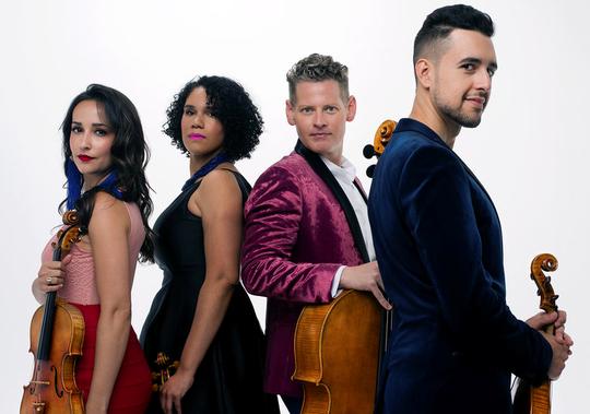 Catalyst String Quartet
