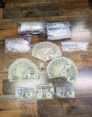 The White Mountain Drug Task Force arrested and charged Kodi Payne, 31, of Alamogordo, NM. Courtesy photo.