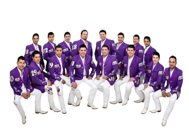 """Para este año, además de la sorpresa de Coachella, la Banda MS de Sergio Lizárraga, prepara su gira """"20-20"""" por todo México, Estados Unidos y Centroamérica."""