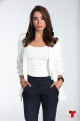 """Majida Isa es la capitana Amalia Ortega en """"Operación Pacífico""""."""