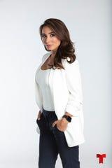 """Majida asegura que su personaje de Amalia Ortega en """"Operación Pacífico"""" es el de una mujer empoderada, pero igualmente es una mujer vulnerable, con miedos y contra ellos también tendrá que luchar e imponerse."""