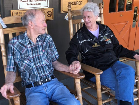 Each born in  Buel Township, Janet and Robert Perry spent several decades together in the Croswell area before dying on the same day Jan. 1, 2020.