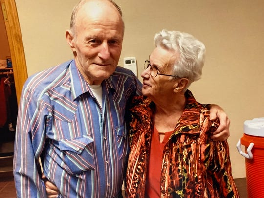 Robert and Janet Perry, of the Croswell area, both died of natural causes on Jan. 1, 2020. Family members said they met young before spending nearly seven decades together.